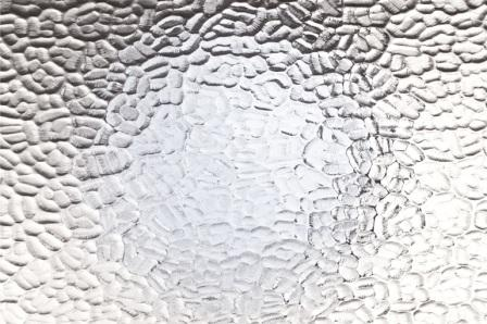 Arctic Patterned Textured Glass