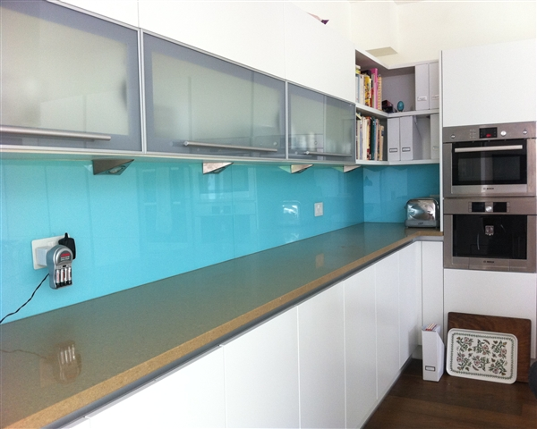 Splashbacks hamilton glass products - Splashback alternatives ...